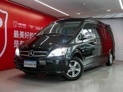 2015年12月 奔驰 威霆  2.5L 商务版图片