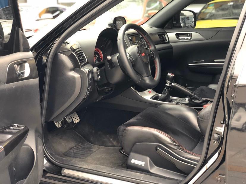 斯巴鲁 翼豹  2014款 2.5T WRX STi三厢图片