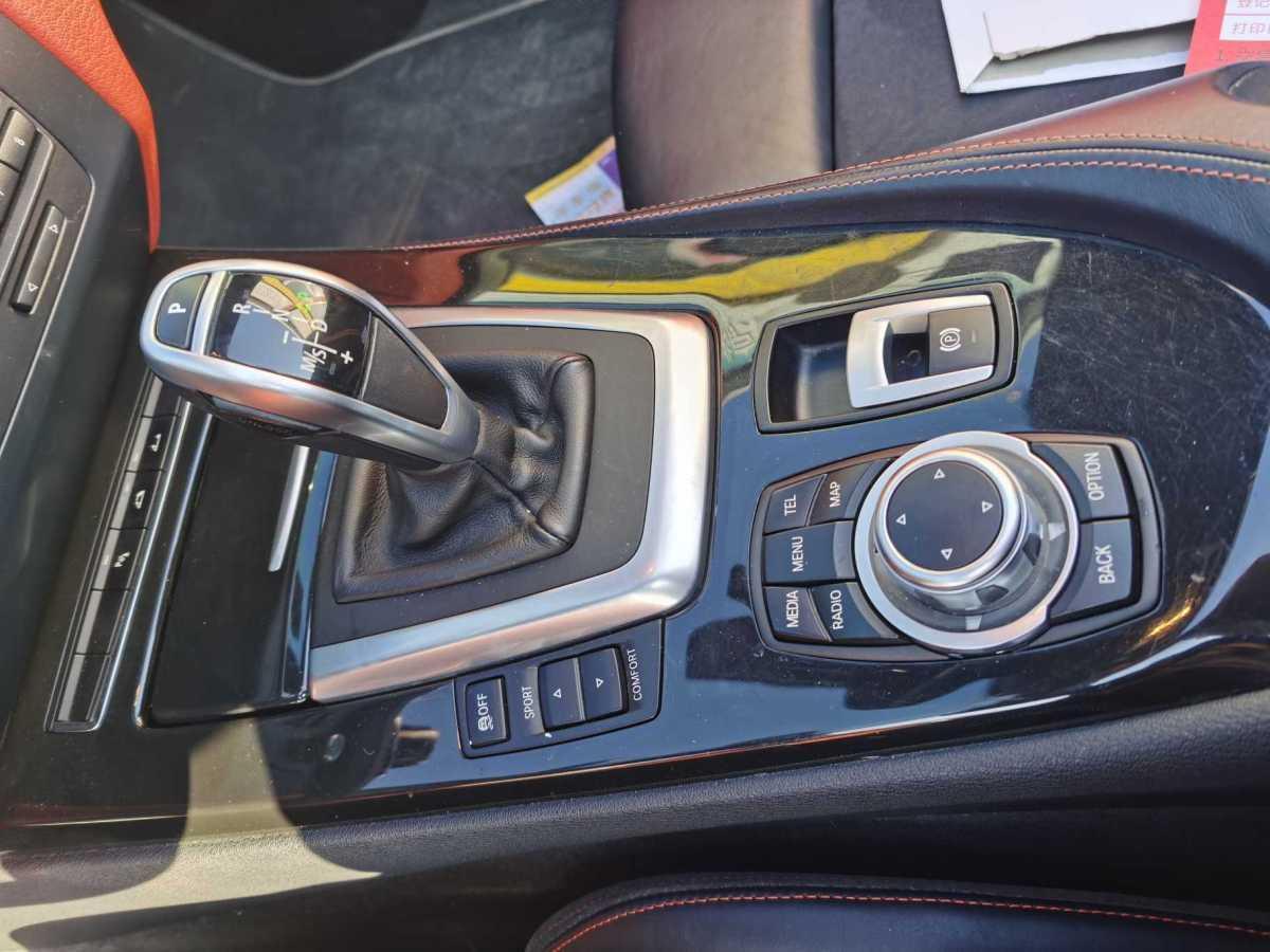 宝马 宝马Z4  2013款 sDrive20i领先型图片