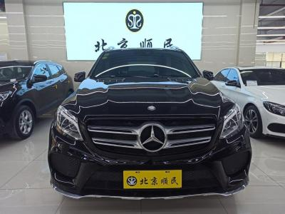 奔馳 奔馳GLE  2017款 GLE 320 4MATIC 豪華型