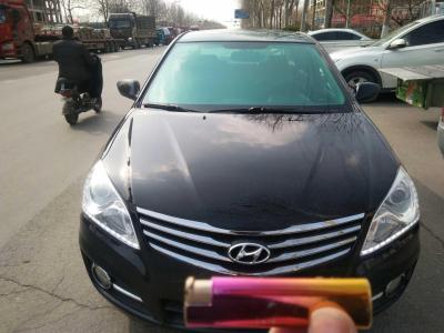 現代 悅動  2011款 1.6L 手動豪華型
