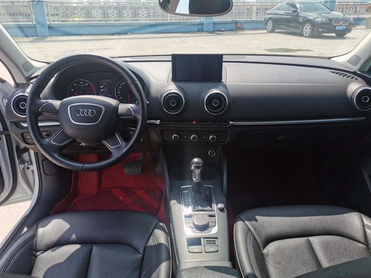 奥迪 奥迪A3  2014款 Limousine 35 TFSI 自动进取型图片