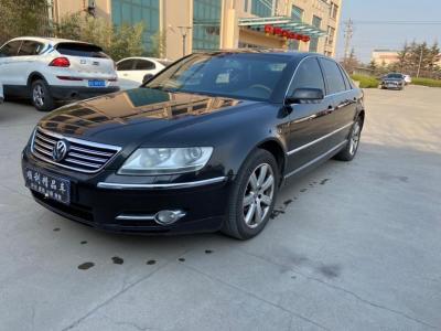 2010年10月 大众 辉腾(进口) 3.6L V6 5座加长顶级版图片