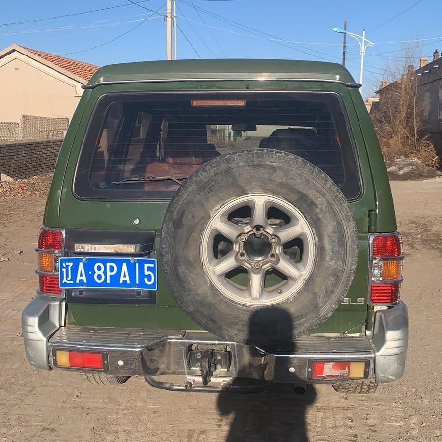 猎豹 黑金刚  2004款 2.4L 手动四驱图片