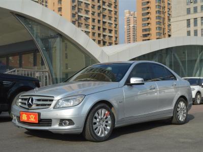 2011年9月 奔驰 奔驰C级  C 200 CGI 优雅型图片