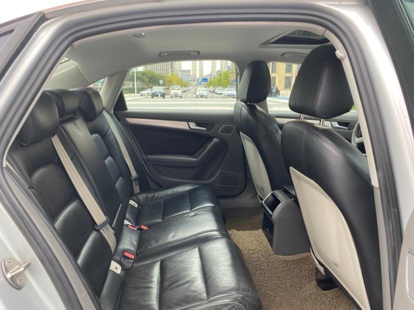 奧迪 奧迪A4L  2009款 2.0 TFSI 舒適型圖片