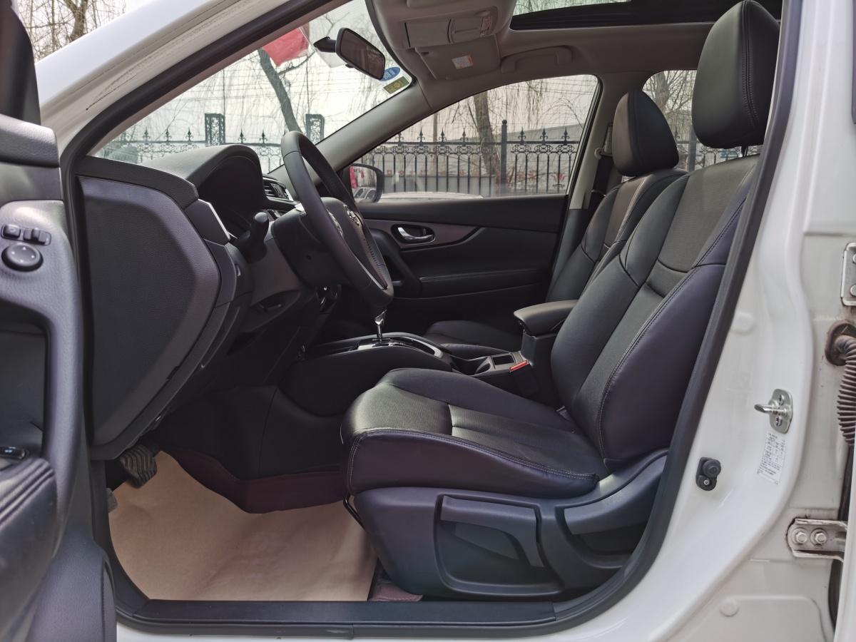 日产 奇骏  2017款 2.0L CVT舒适版 2WD图片