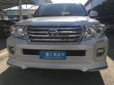 2016年8月 丰田 兰德酷路泽(进口) 4.0L V6 中东低配版图片