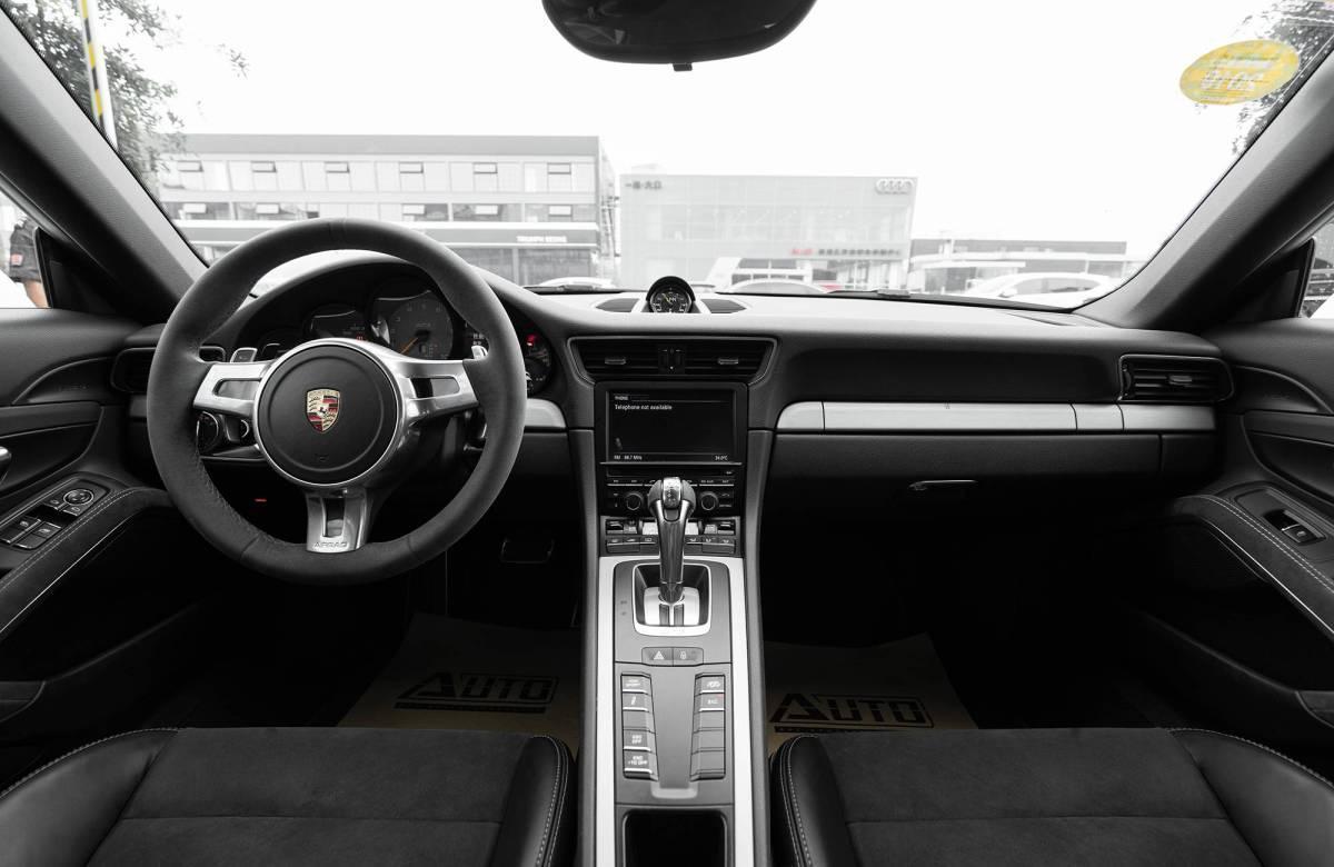 保时捷 911  2013款 GT3 3.8L图片