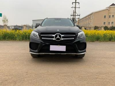奔馳 奔馳GLE  2015款 GLE 400 4MATIC