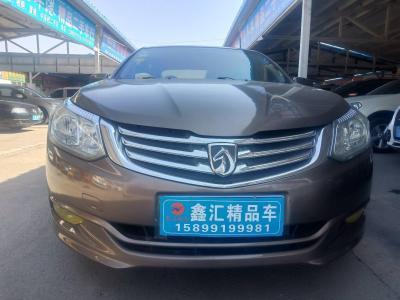 宝骏 630  2013款 1.5L 手动舒适型