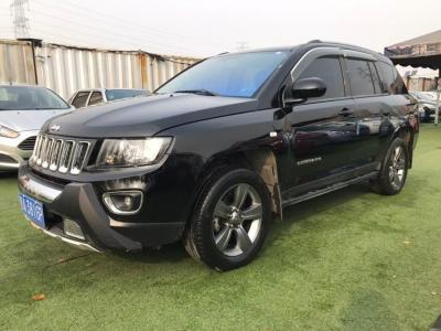 Jeep 指南者  2014款 改款 2.4L 四驱舒适版