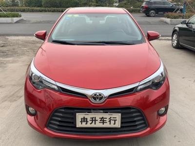 丰田 雷凌  2014款 1.6G CVT精英版