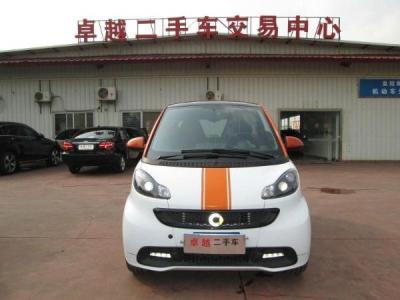 Smart Fortwo  Coupe 1.0 MHD 炫闪特别版图片