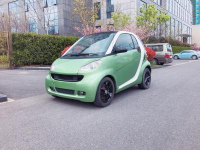 smart fortwo  2011款 1.0T 敞篷激情版