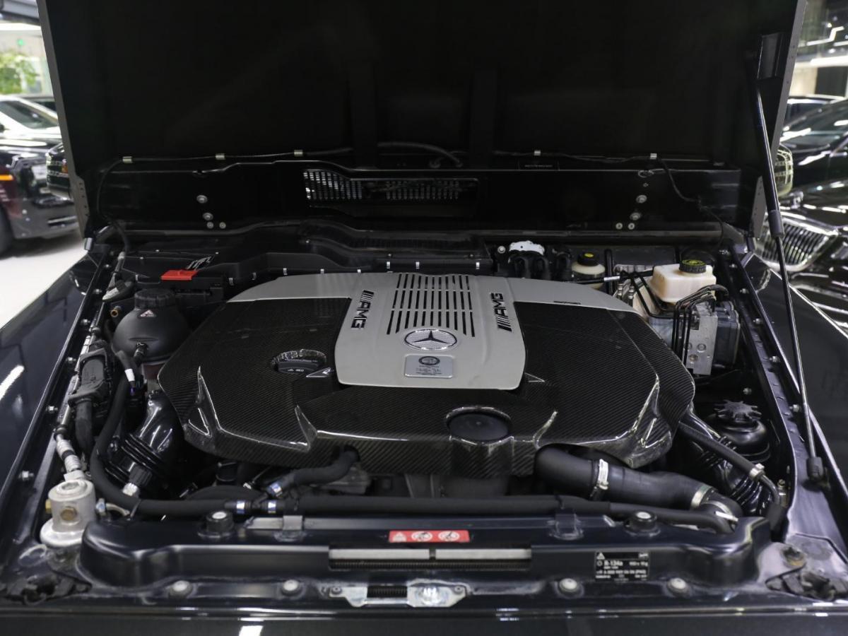 奔馳 奔馳G級AMG  2016款 AMG G 65圖片