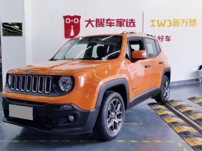2018年11月 Jeep 自由侠 180T 自动动能版+图片