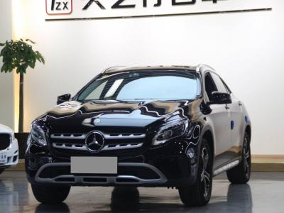 奔驰 奔驰GLA  2018款 GLA 200 时尚型