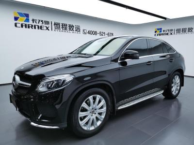 2017年6月 奔馳 奔馳GLE  GLE 320 4MATIC 轎跑SUV圖片