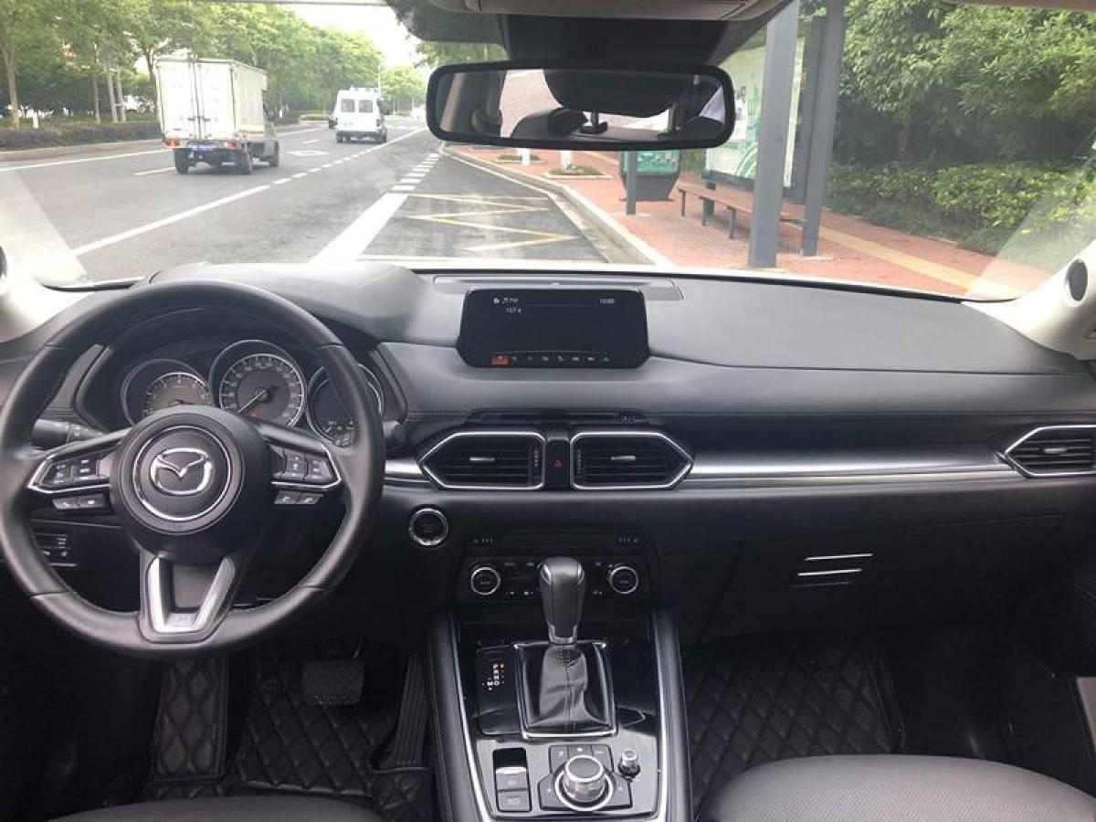 马自达 CX-8  2019款 2.5L 四驱尊享型图片