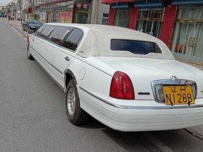 2004年6月 林肯 城市 4.6 加长礼宾车图片