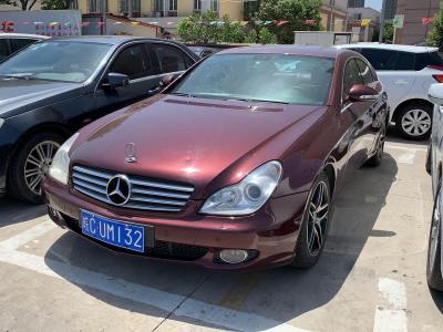 奔驰 奔驰CLS级  2009款 CLS 350图片