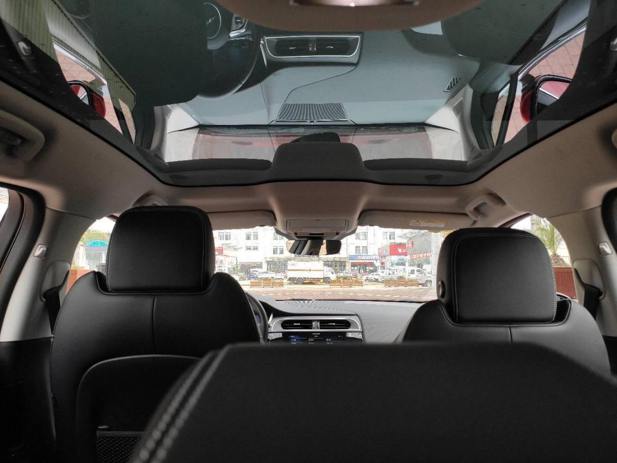 捷豹 I-PACE  2018款 EV400 HSE图片