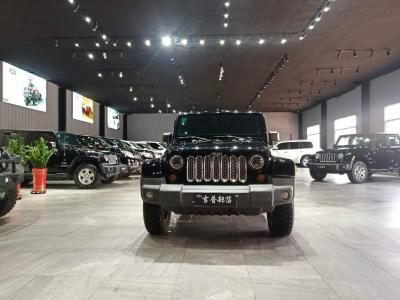 2012年6月 Jeep 牧马人(进口) 3.6L Sahara 两门版图片