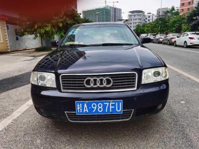 2004年6月 奥迪 奥迪A6 2.8L 豪华型图片