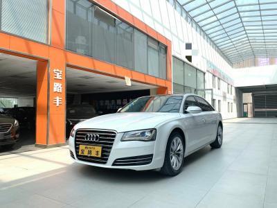 2011年8月 奥迪 奥迪A8(进口) A8L 3.0 TFSI quattro豪华型(213kW)图片