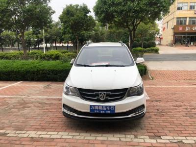 2017年6月 宝骏 730 1.5L 手动舒适型 7座图片