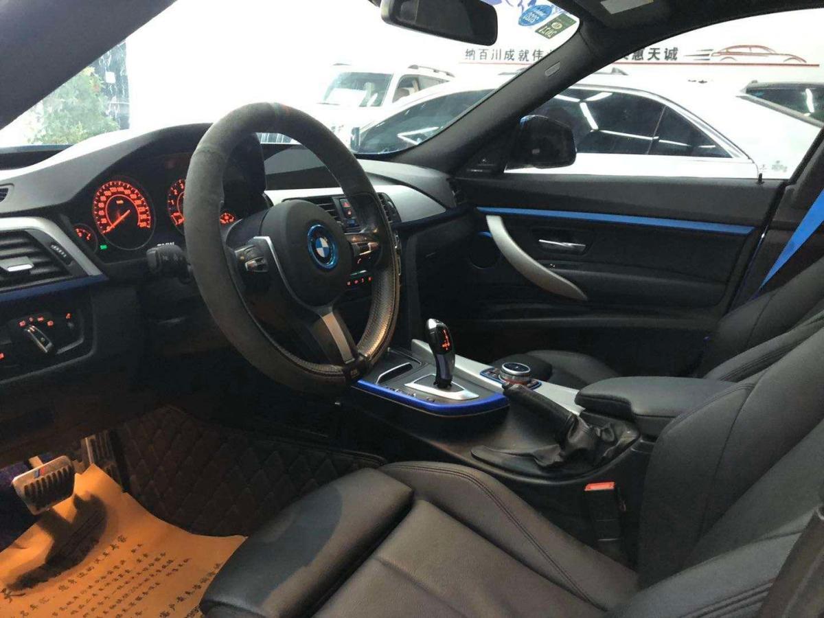 宝马 宝马3系GT  2017款 320i M运动型图片
