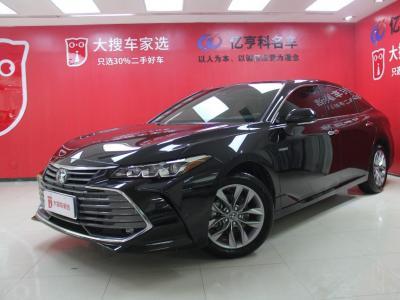 丰田 亚洲龙  2019款 双擎 2.5L 豪华版 国VI