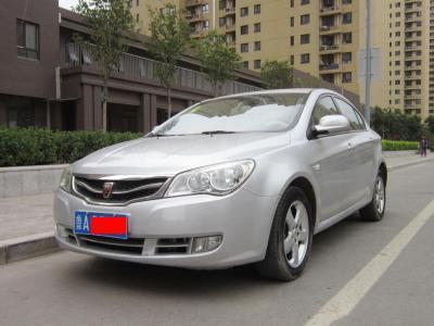 2011年7月 荣威 350 350S 1.5L 手动迅驰版图片