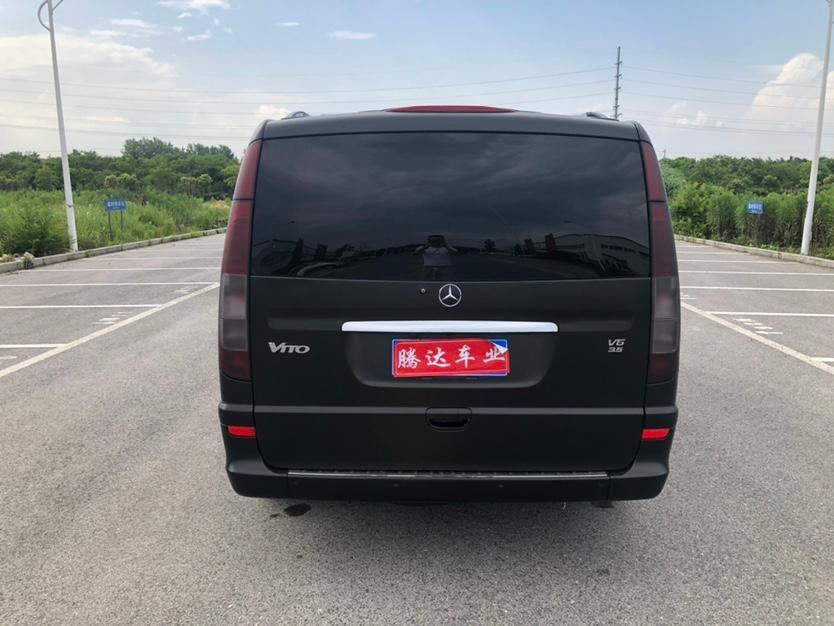 奔驰 威霆  2015款 3.0L 精英版图片