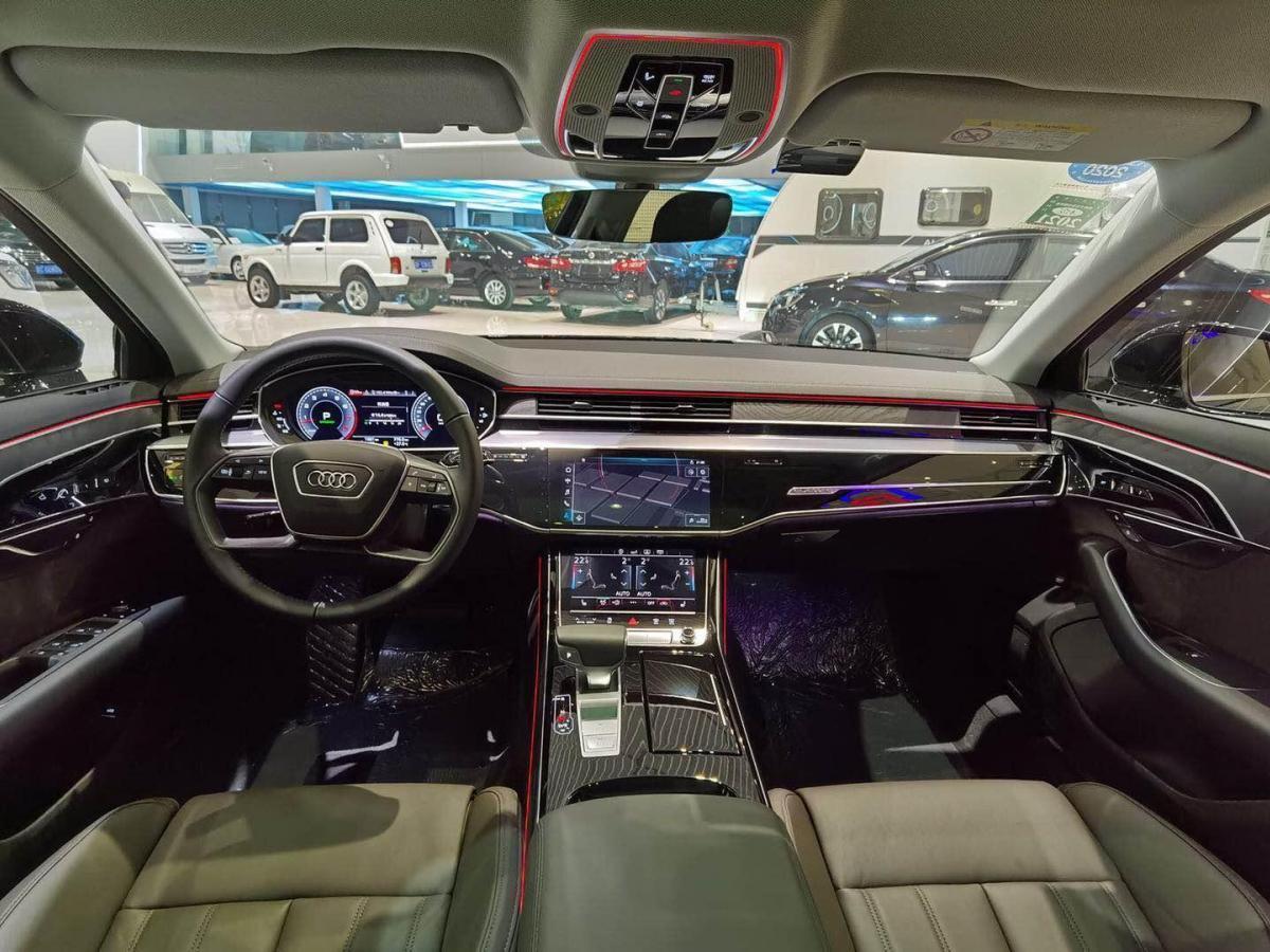 奥迪 奥迪A8 Plus A8L 50 TFSI quattro 舒适型图片