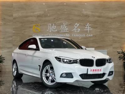 2018年1月 宝马 宝马3系GT(进口) 320i 豪华设计套装图片