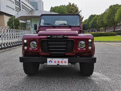 2019年6月 路虎 卫士(进口) 2.2T 柴油 欧规版图片