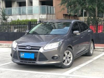 福特 福克斯  2012款 三厢 1.6L 自动舒适型图片