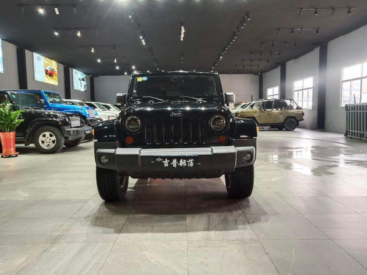 2008年6月 Jeep 牧马人(进口) 3.8L Sahara 两门版图片