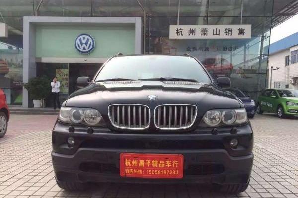 【杭州】2006年4月 宝马 宝马x5 x5 4.8is 4.