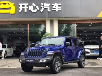 2019年2月 Jeep 牧马人(进口) 2.0T Sahara 四门版图片