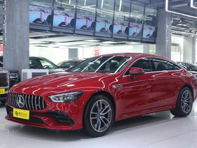 奔馳 奔馳AMG GT  2019款 AMG GT 50 四門跑車