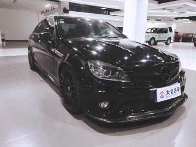 奔馳 奔馳C級AMG  2012款 AMG C 63 動感型