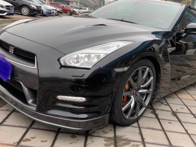 2015年5月 日产 GT-R(进口) 3.8T 豪华棕红内饰版图片