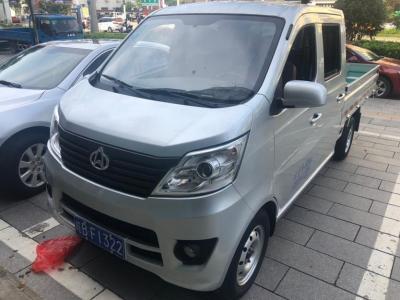 长安欧尚 长安星卡  2019款 1.5L标准型2.5米货厢国VI双排货车DAM15KR