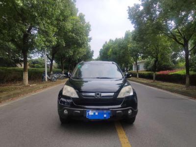 本田 CR-V  2007款 2.0L 自動四驅經典版