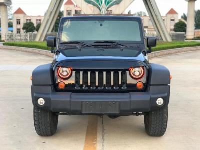 2009年6月 Jeep 牧马人(进口) 3.8L Rubicon 两门版图片
