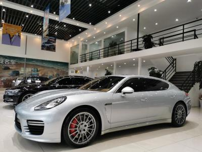 2013年11月 保时捷 Panamera  Panamera Turbo Executive 4.8T图片
