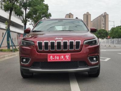 2020年5月 Jeep 自由光 2.0L 两驱优享版图片